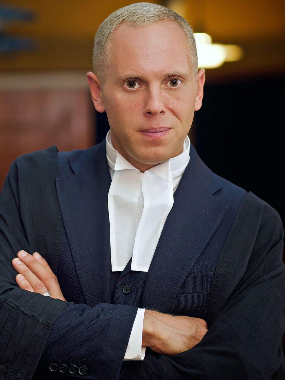 Judge Rob Rinder