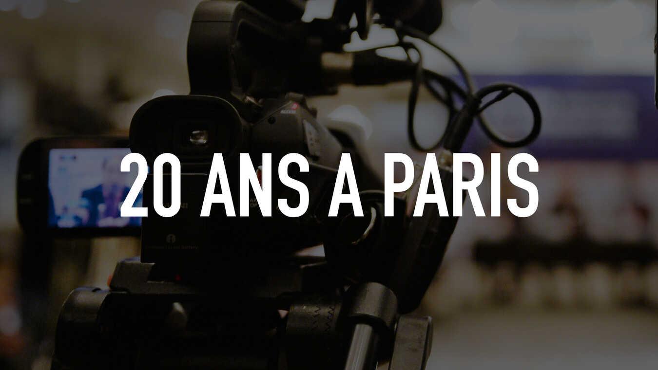 20 ans a Paris