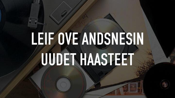 Høyt spill - med Leif Ove Andsnes
