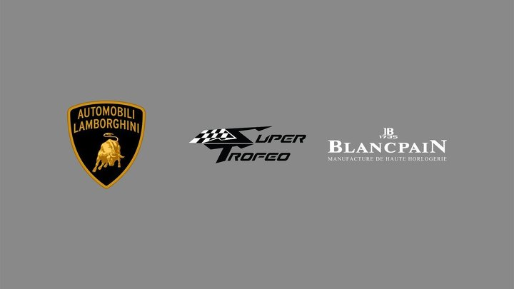 Lamborghini Super Trofeo Motor Racing
