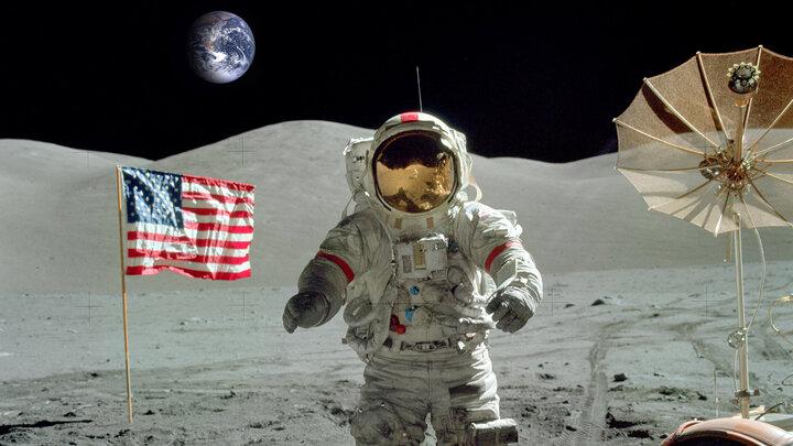 Historien om Apollo 17 og de sidste mennesker på månen på DR K lör 28/11 kl 12:45 - www.tv.nu