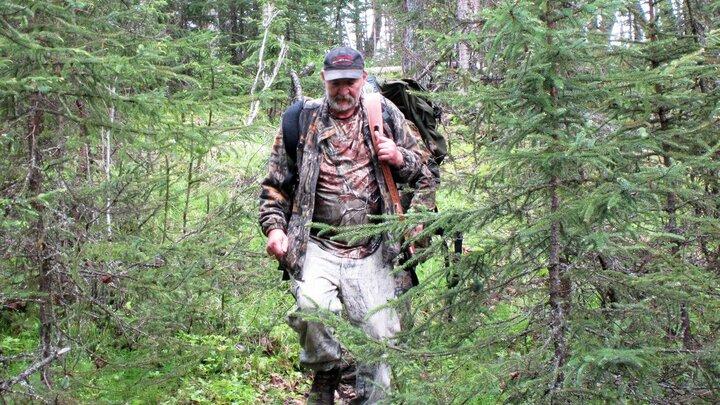 Alaskas vilda västern