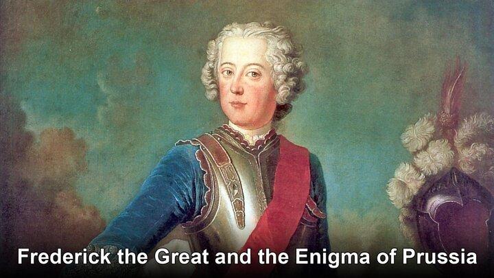 Fredrik den store och Preussen