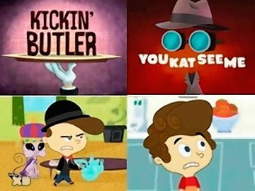 Kickin' Butler/You Kat See Me