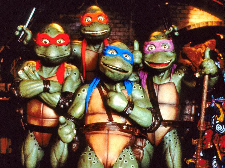 Teenage Mutant Ninja Turtles II - kampen om ooze