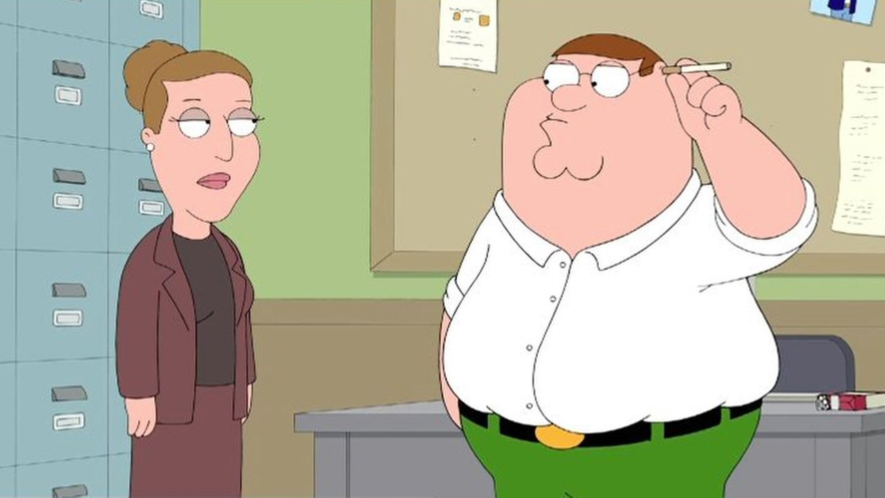 Family Guy på TV6 tis 15/3 kl 22:55 - www.tv.nu