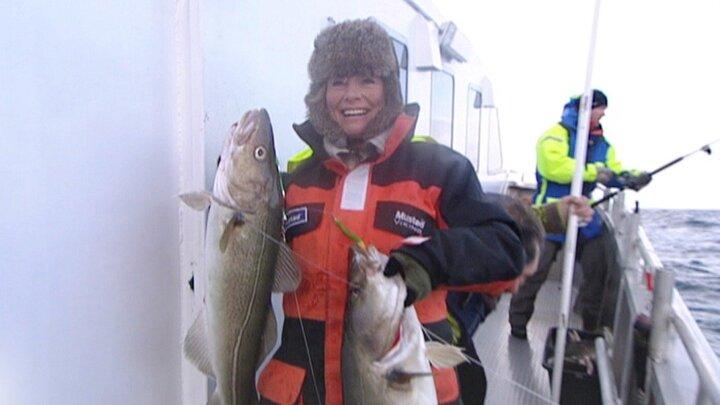 Fisketur i Finnmark