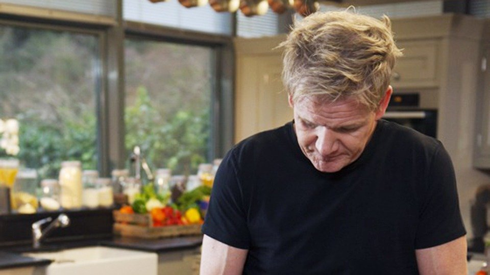 Hemlagat med Gordon Ramsay