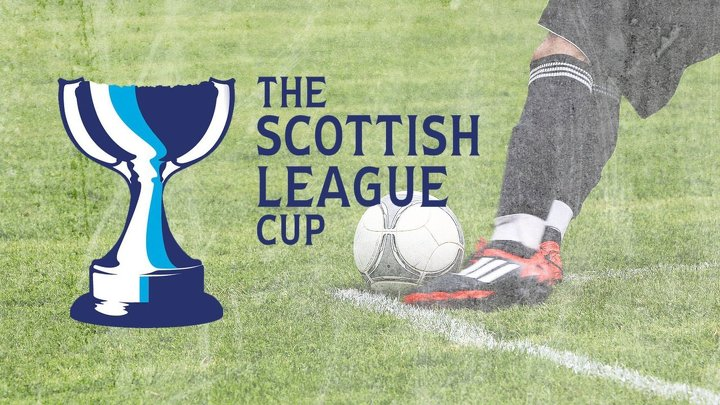 Fotboll: Skotska Ligacupen
