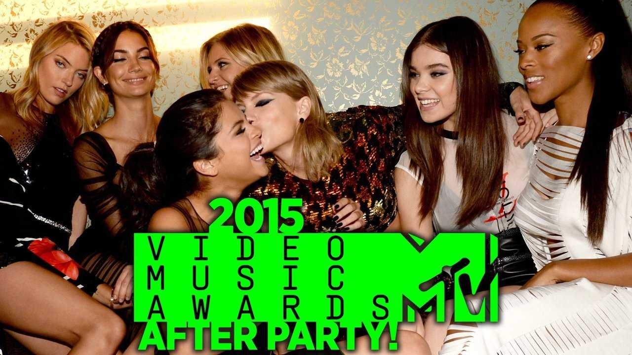 2015 MTV VMAS After Party!