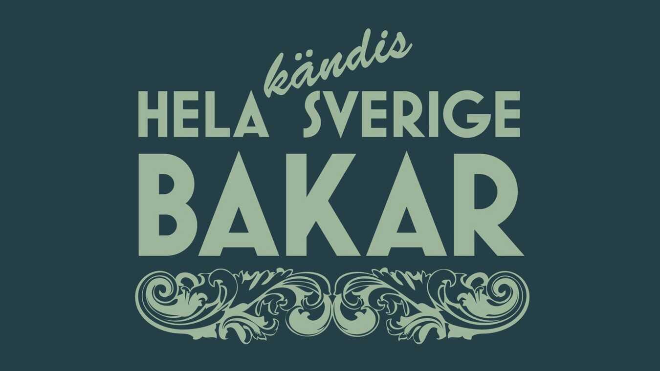 Hela kändis-Sverige bakar