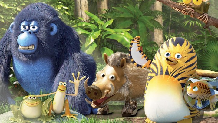 Les as de la jungle : en direct