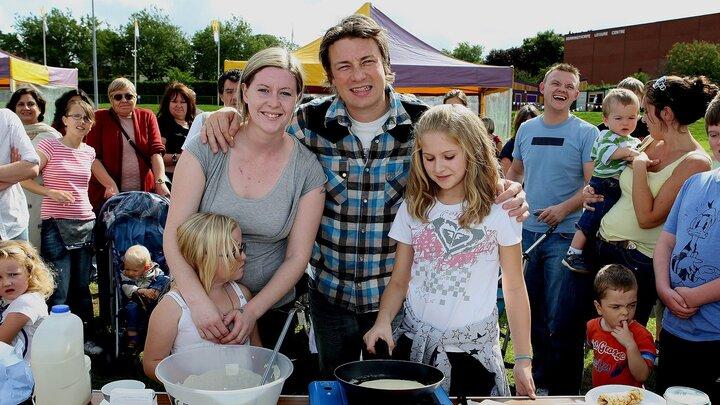 Jamie Olivers hälsosammaste rätter
