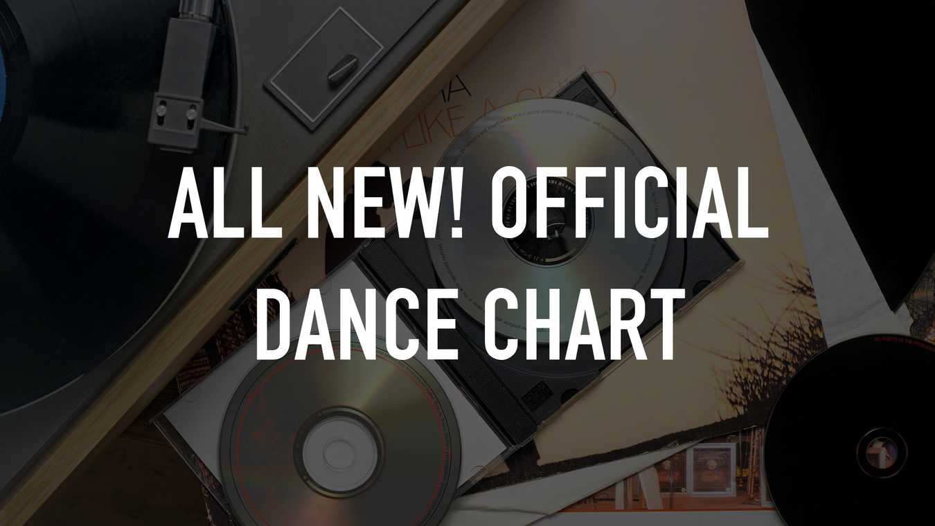 All New! Official Dance Chart