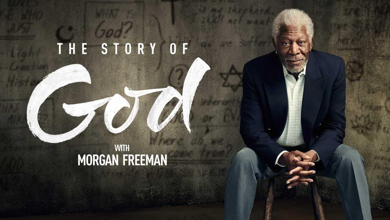 Morgan Freeman: Jakten på Gud