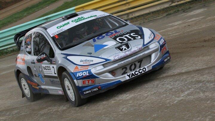 France Rallycross Rally
