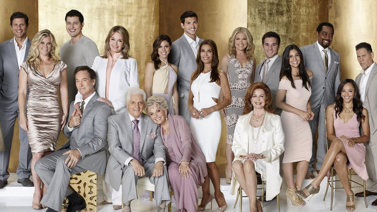 Our of lives days photos cast