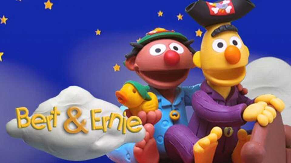 Bert och Ernie på äventyr