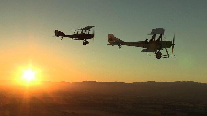 Första världskrigets flygvapen