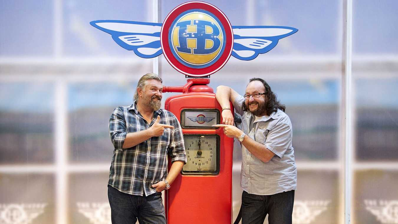 Hairy Bikers: Kökskampen