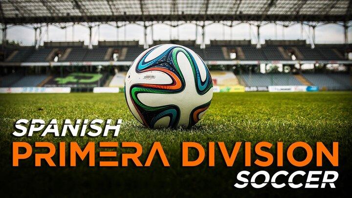 Fotboll: Spanska La Liga
