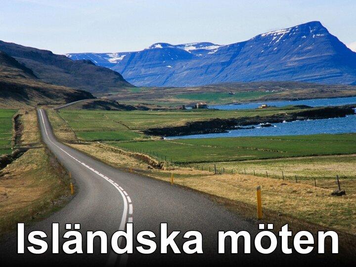 Isländska möten