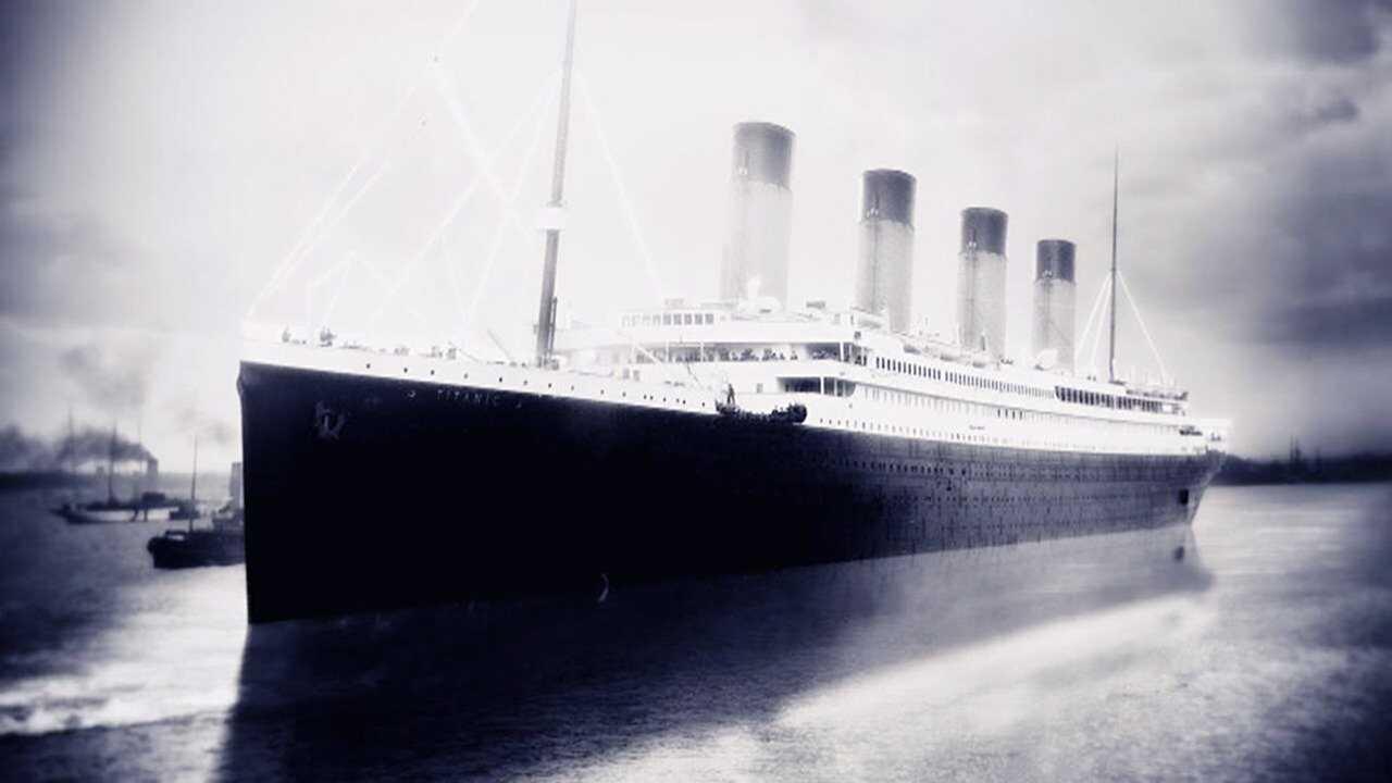 Berättelsen om Titanic