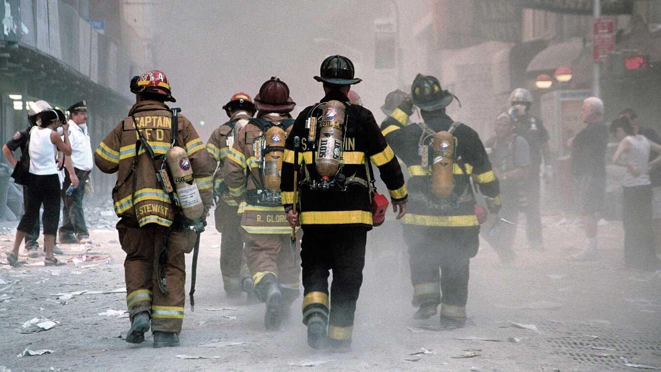 11 september: alarmberedskap
