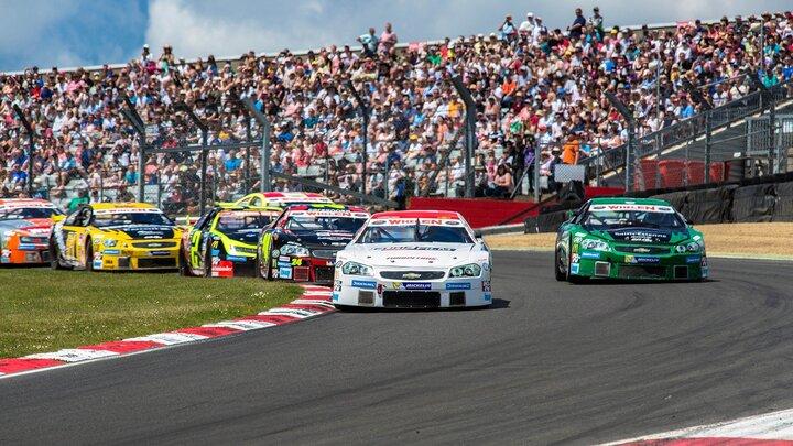 NASCAR Whelen Euro Series Motor Racing