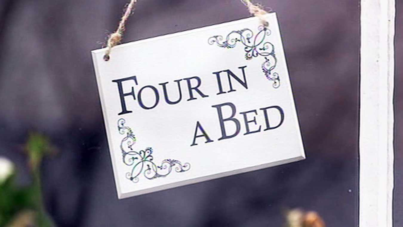 Four in a Bed