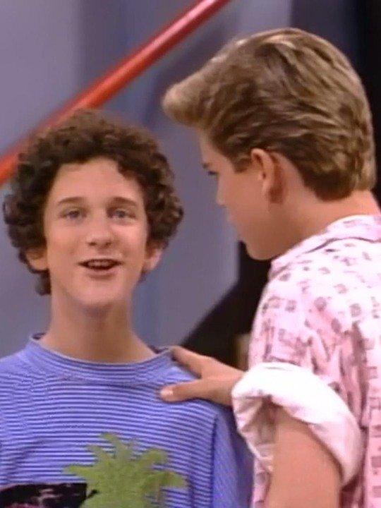 När gjorde Slater och Jesse börja dejta