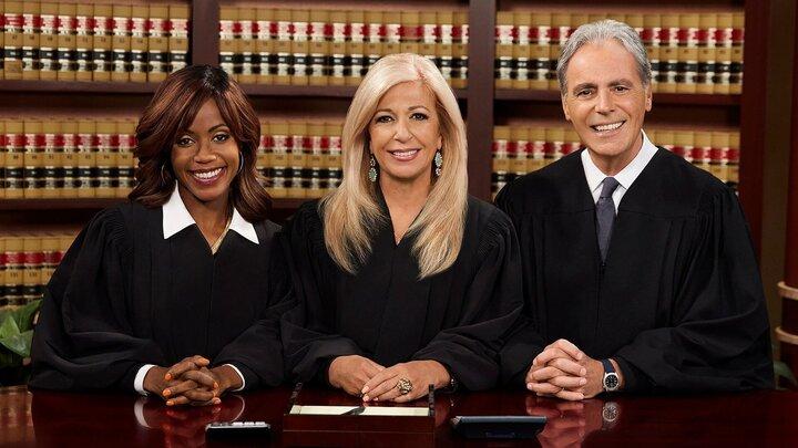Tre domare, en dom