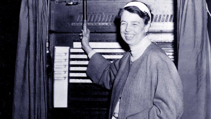 Eleanor Roosevelt - rebellen i Vita huset