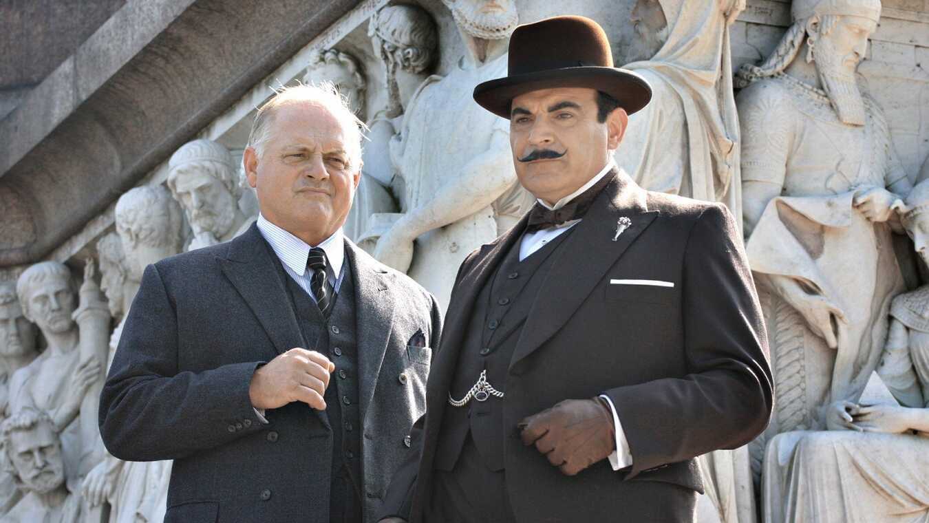 Agatha Christie's Poirot: Cards on the Table