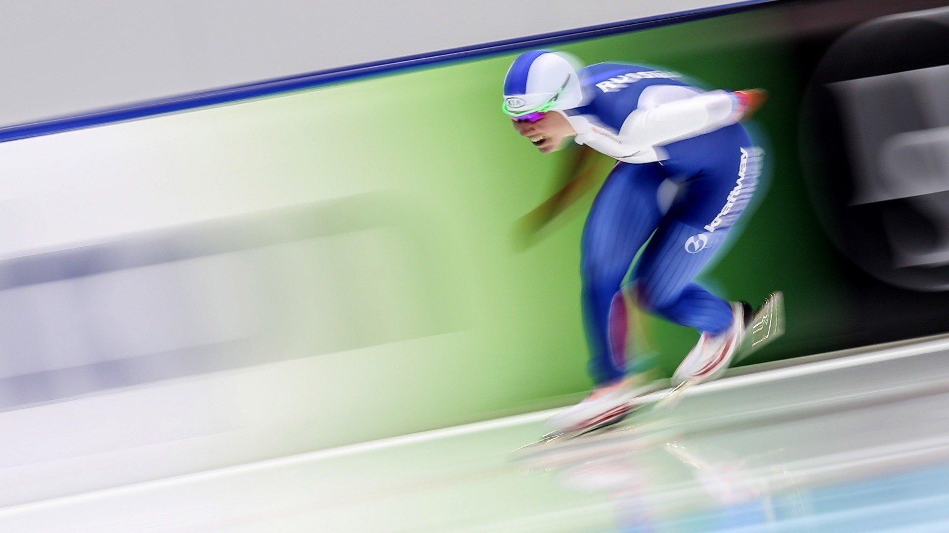 EM skøyter: 1000 m sprint, kvinner