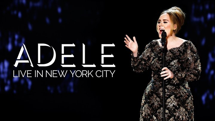 Adele: Live at Radio City Music Hall