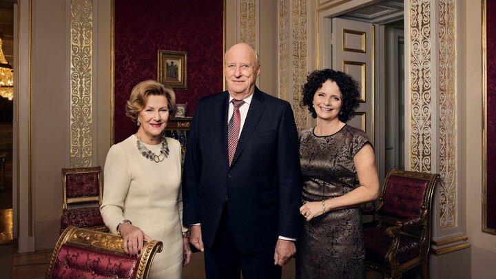 Året med norska kungafamiljen