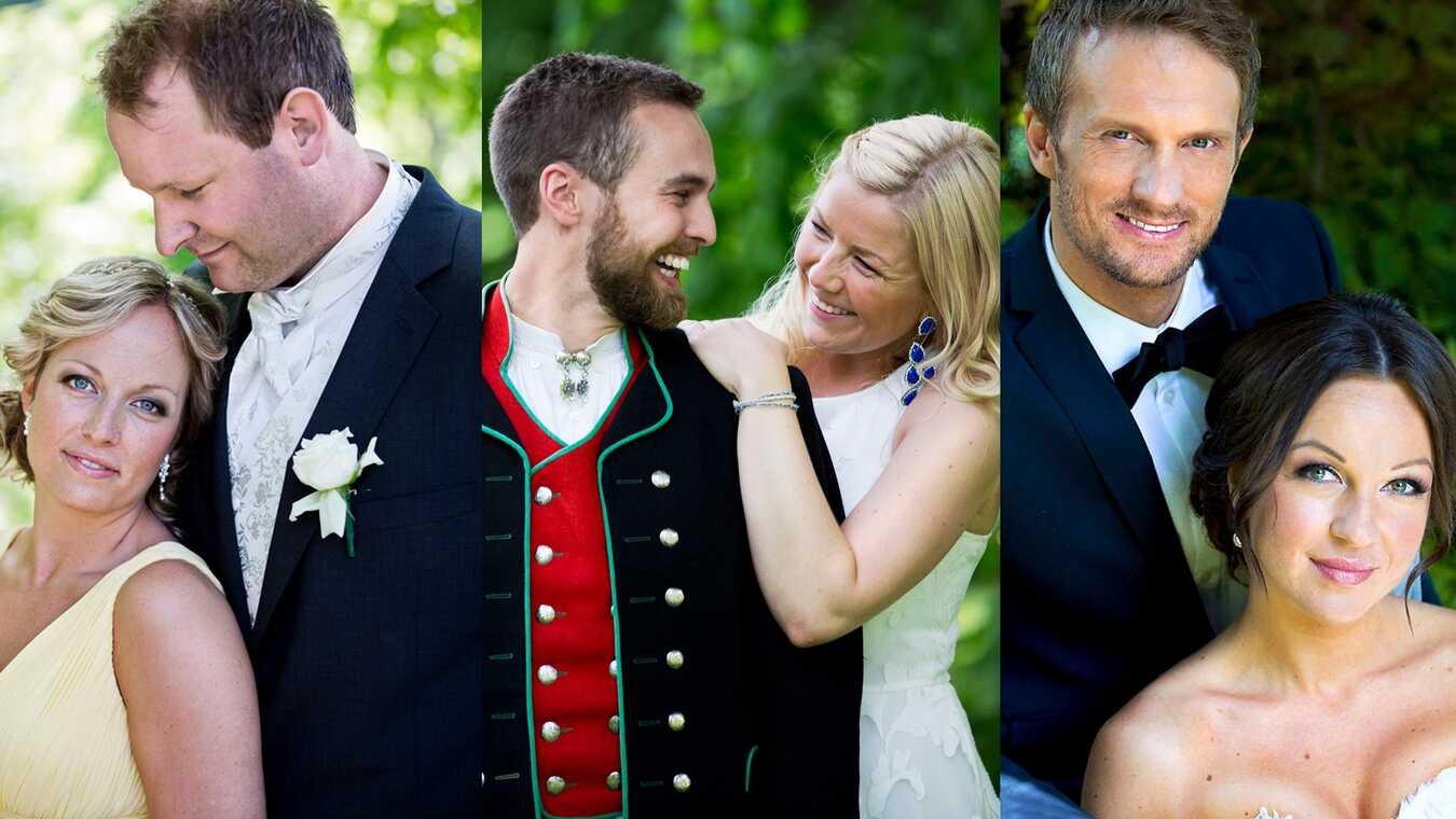 Gift vid första ögonkastet Norge