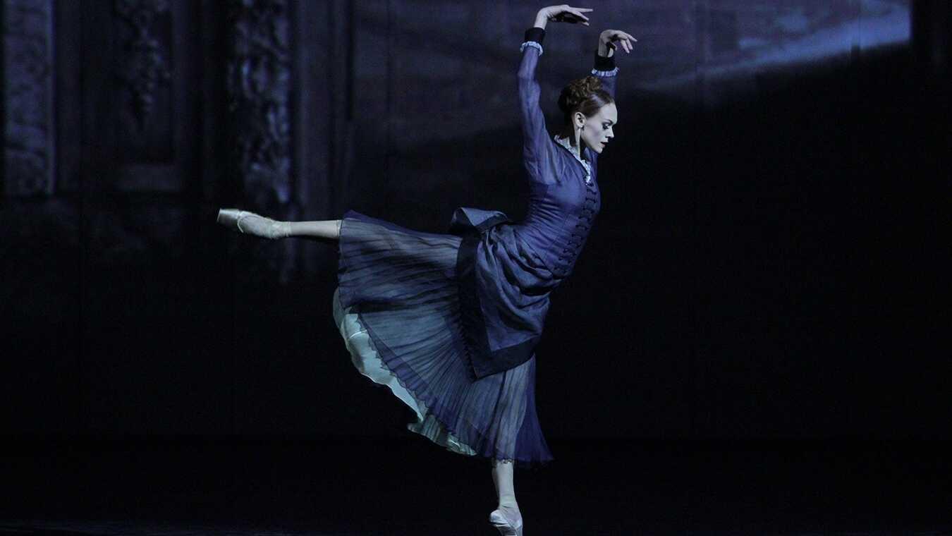 Anna Karenina Choreography By A. Ratmansky, Mariinsky Theatr