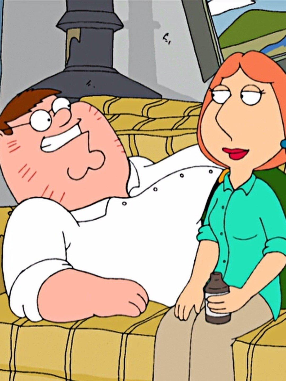 Family Guy Peter undervisar Meg om Dating Milford dejting