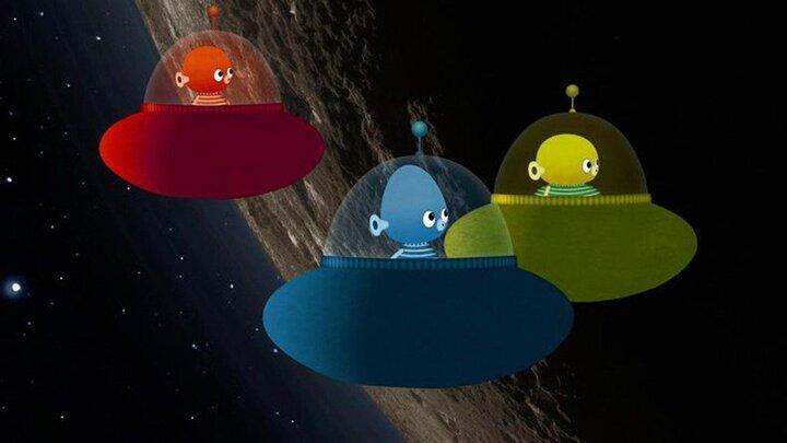 Vims i rymden - nordsamiska