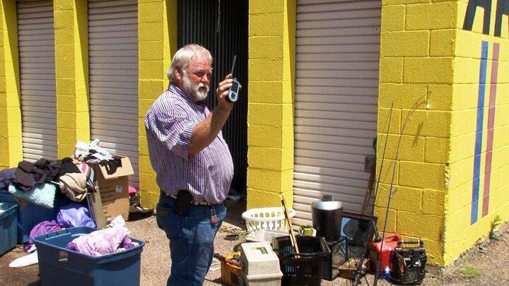 Det stora fyndkriget - Texas