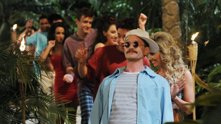 Weekend at Barney's