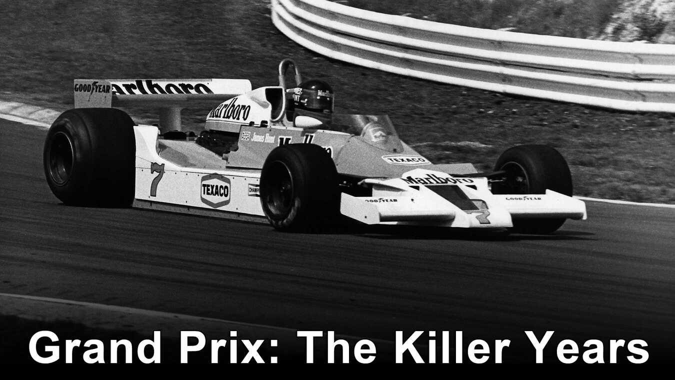 Grand Prix: med livet som insats