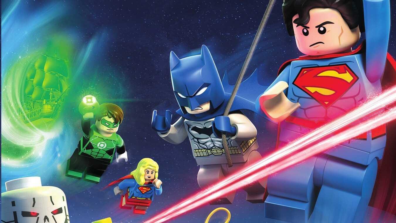 Lego Justice League Cosmic Clash - sv.tal