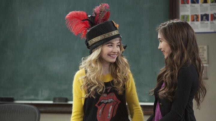 Girl Meets Crazy Hat