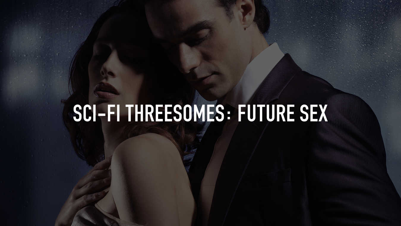 A Rack of the Clones: DD Sci-Fi 3somes