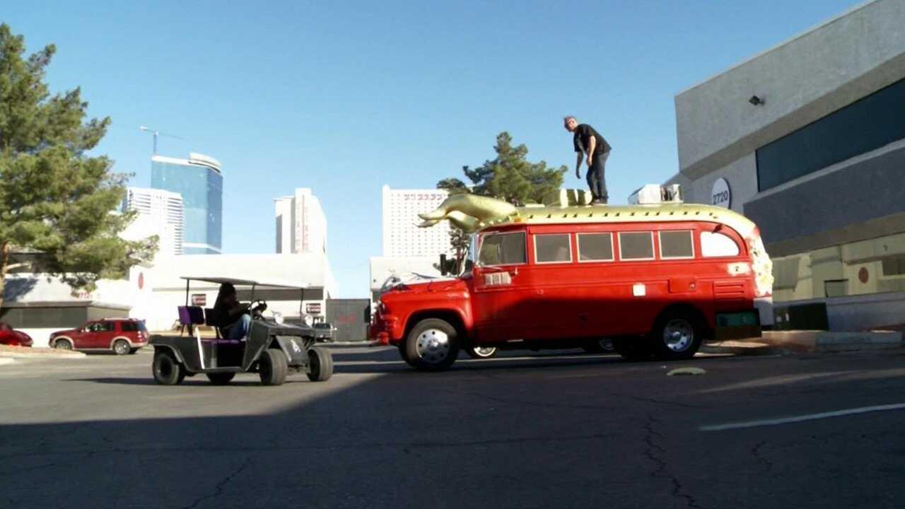 Bilbaronen i Las Vegas