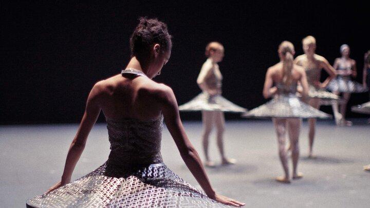 Relève - Benjamin, baletten och de bråda dagarna