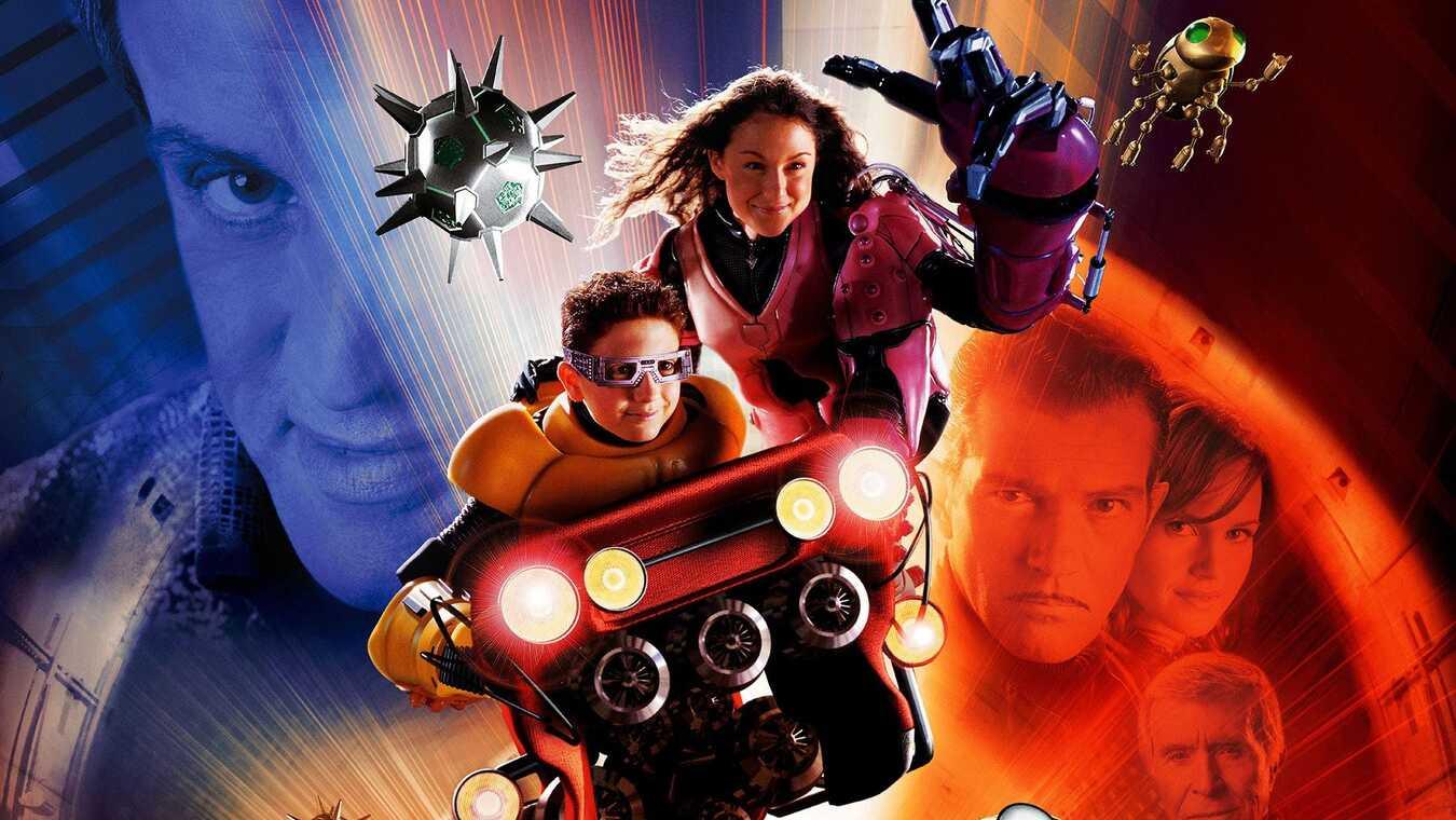 Spy Kids 3: Game Over - sv.tal